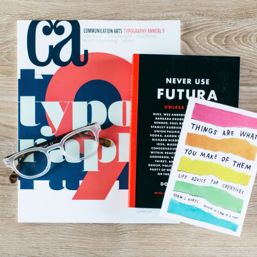 Examples of brochures written by a professional copywriter